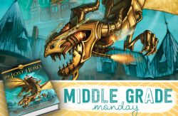 Middle Grade Monday | The Lost Hero by Rick Riordan