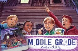 <b>Middle Grade Monday</b> | Ghosts Don't Eat Potato Chips by Debbie by Debbie Dadey & Marcia Thornton Jones