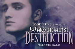 Book Blitz & Giveaway | Ward Against Destruction by Melanie Card