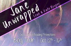 <b>Blog Tour, Review & Giveaway </b> | Jane Unwrapped by Leah & Kate Rooper