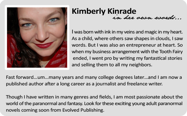 Interview | Kimberly Kinrade, author of the Forbidden series, and a GIVEAWAY!!!