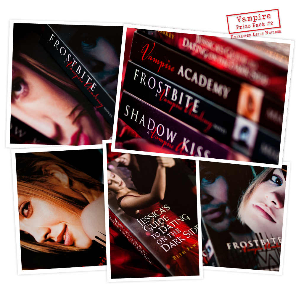 A Bookish Little Christmas Giveaway | Vampire Prize Pack #2
