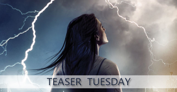 Teaser Tuesday | Struck by Jennifer Bosworth