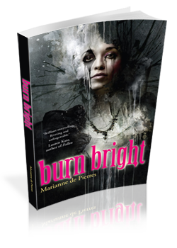 Ex Libris |  Burn Bright Book Tour
