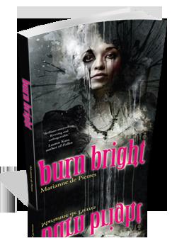 Ex Libris |  Burn Bright Book Tour