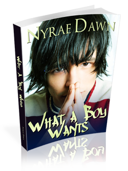 Teaser Tuesday | What A Boy Wants by Nyrae Dawn