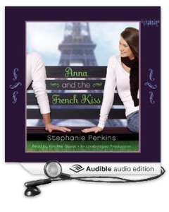Image result for Anna and the French Kiss by Stephanie Perkins audible