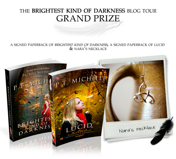 Brightest Kind of Darkness | Blog Tour WINNERS!!!