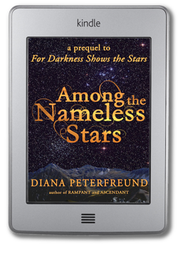 Flashbulb Review | Among the Nameless Stars by Diana Peterfreund