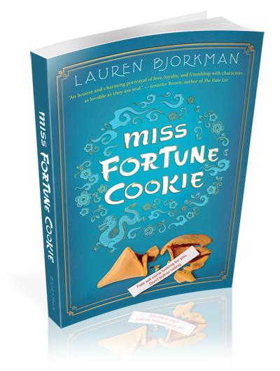 Book Blitz | Miss Fortune Cookie by Lauren Bjorkman