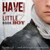 Have Yourself A Merry Little Book Boy | Oryn Larkenwood from The Faerie Guardian with a giveaway!