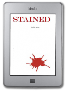stained kindle