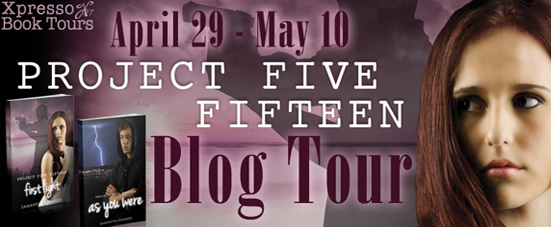 Blog Tour, Excerpt & Giveaway | Project Five Fifteen by Samantha Summers