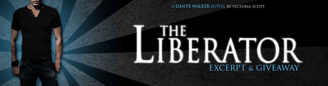 Excerpt & Giveaway | The Liberator by Victoria Scott