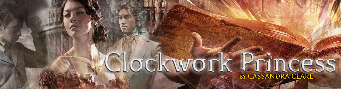 Dani & Heather's Vlog Review | Clockwork Princess by Cassandra Clare