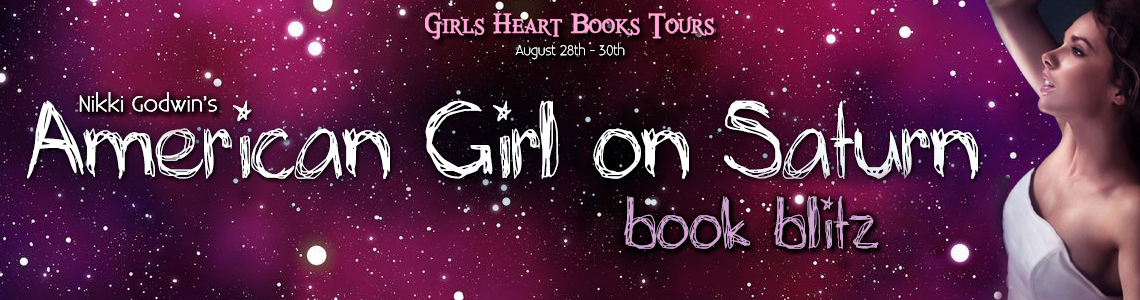Book Blast | American Girl on Saturn by Nikki Godwin