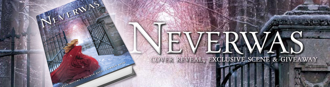 Cover Reveal, Exclusive Scene & Giveaway | Neverwas by Kelly Moore, Tucker Reed & Larkin Reed
