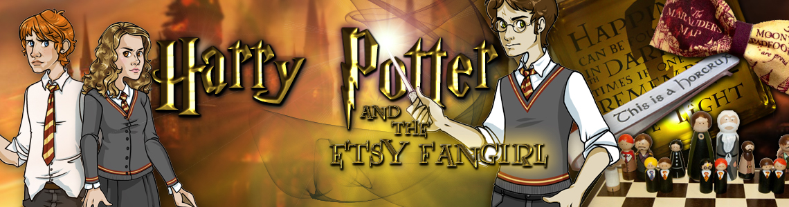 Harry Potter and the Etsy Fangirl…