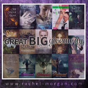 Rachel Morgan giveaway