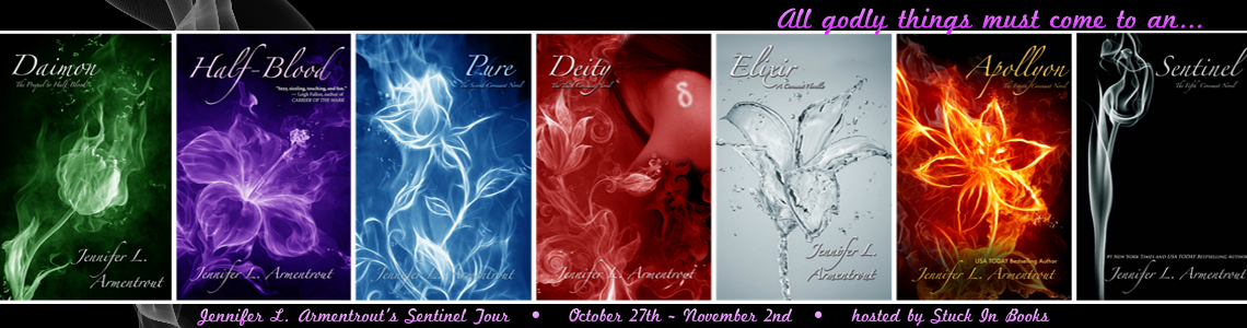 Blog Tour, Review & Giveaway | Apollyon by Jennifer L. Armentrout
