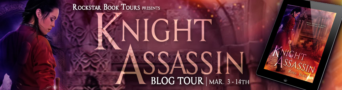 Blog Tour, Excerpt & Giveaway | Knight Assassin by Rima Jean