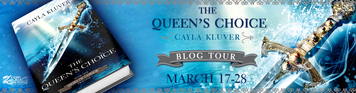 The Queen's Choice Blog Tour & Giveaway | Fashion of the Faerie Court
