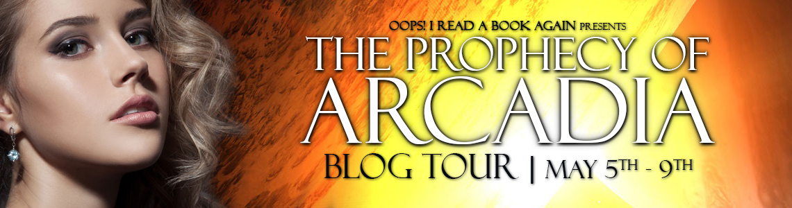 Blog Tour, Excerpt & Giveaway | The Prophecy of Arcadia by M.H. Soars