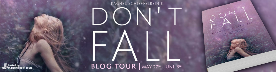 Blog Tour, Review & Giveaway | Don't Fall by Rachel Schieffelbein