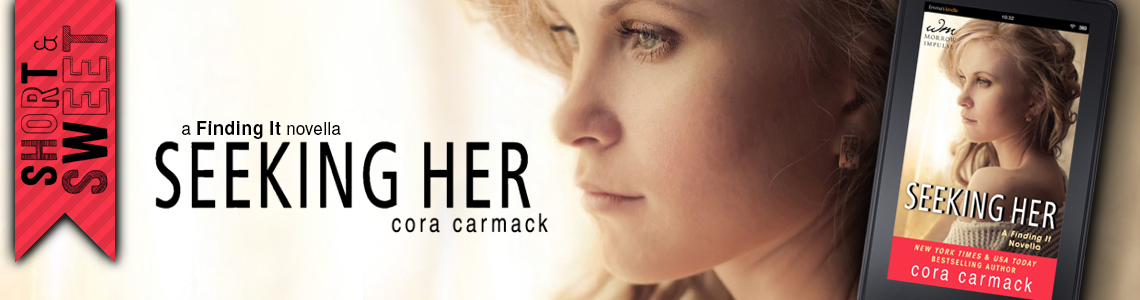 Short & Sweet Review | Seeking Her by Cora Carmack