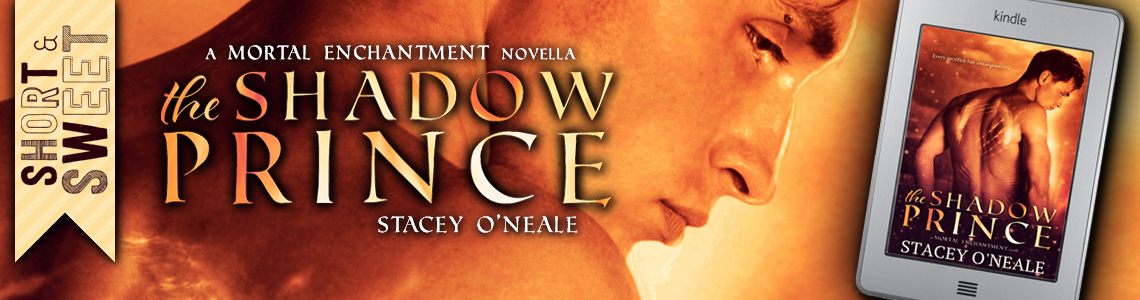 Short & Sweet Review | The Shadow Prince by Stacey O'Neale