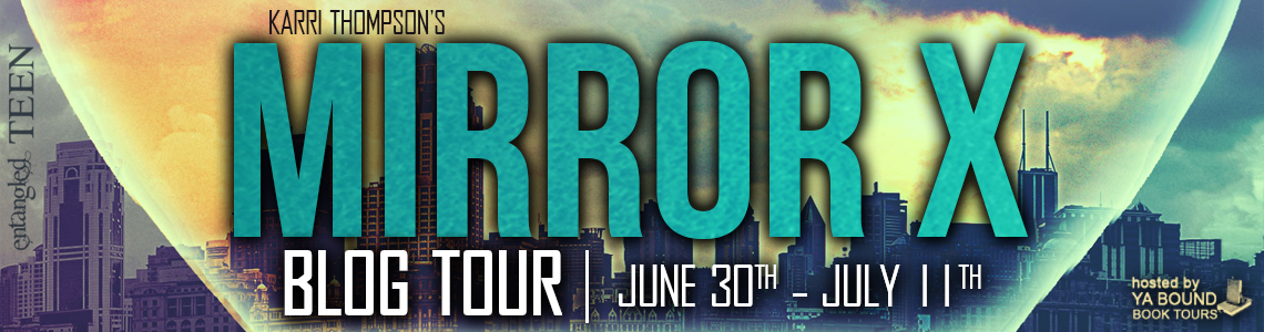 Blog Tour, Review & Giveaway | Mirror X by Karri Thompson