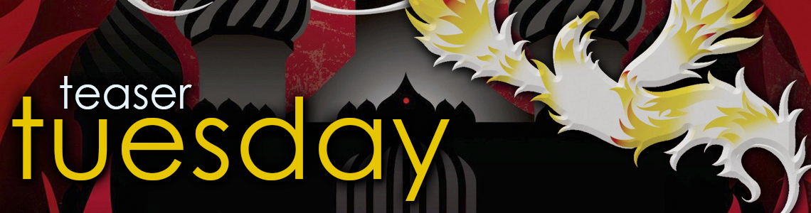 Teaser Tuesday | Ruin and Rising by Leigh Bardugo