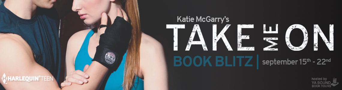 Book Blitz & Giveaway | Take Me On by Katie McGarry
