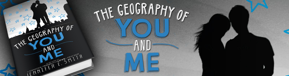 Flashbulb Review | The Geography of You and Me by Jennifer E. Smith
