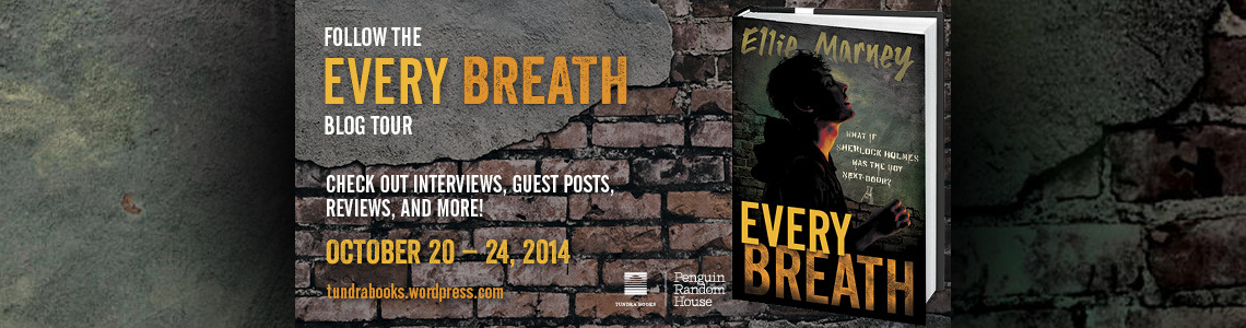 Every Breath Blog Tour | Interview with Mycroft