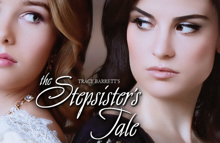 Flashbulb Review | The Stepsister's Tale by Tracy Barrett