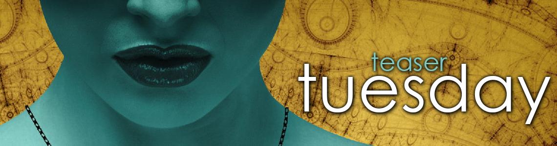 Teaser Tuesday | Ticker by Lisa Mantchev