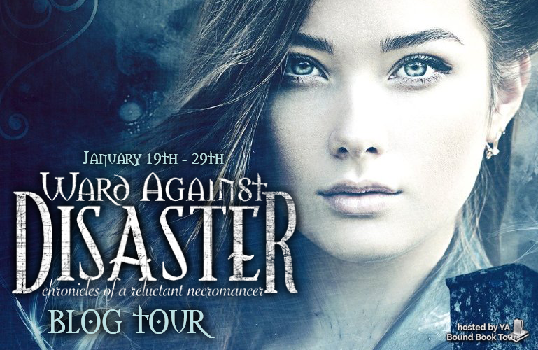 Blog Tour, Review & Giveaway | Ward Against Disaster by Melanie Card