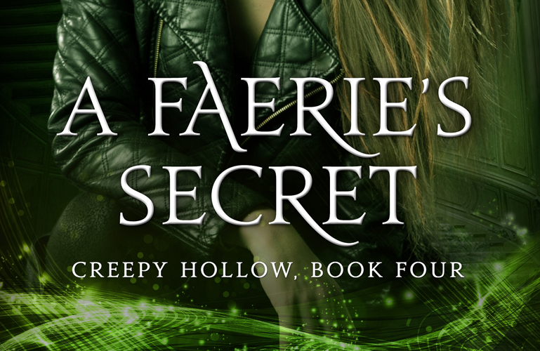 Cover Reveal | A Faerie's Secret by Rachel Morgan
