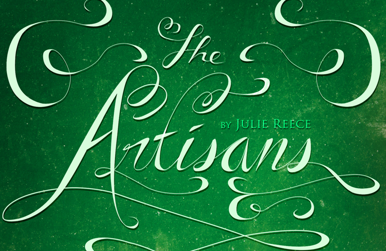 Flashbulb Review   The Artisans by Julie Reece