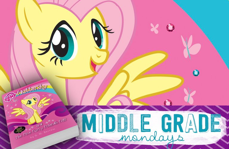Middle Grade Monday | Fluttershy and the Fine Furry Friends Fair by G. M. Berrow