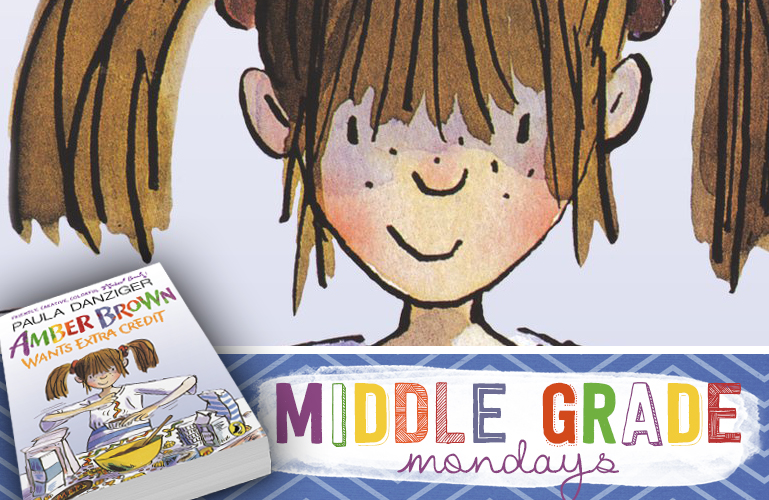 Middle Grade Monday | Amber Brown Wants Extra Credit by Paula Danziger