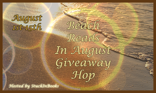 <b>Giveaway Hop</b> | Beach Reads in August!