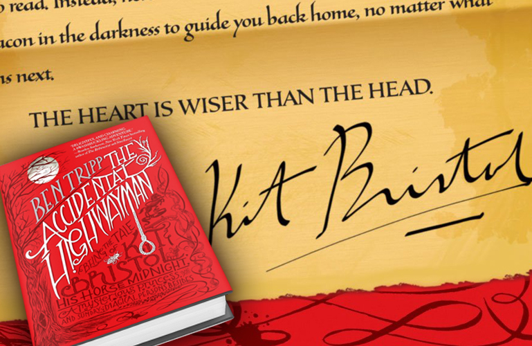 Review | The Accidental Highwayman by Ben Tripp
