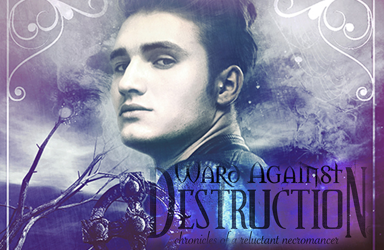 <b>Cover Reveal</b> | Ward Against Destruction by Melanie Card