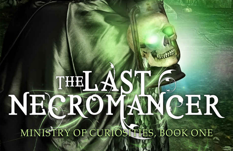 <b>Blog Tour, Review & Giveaway</b> | The Last Necromancer by C. J. Archer