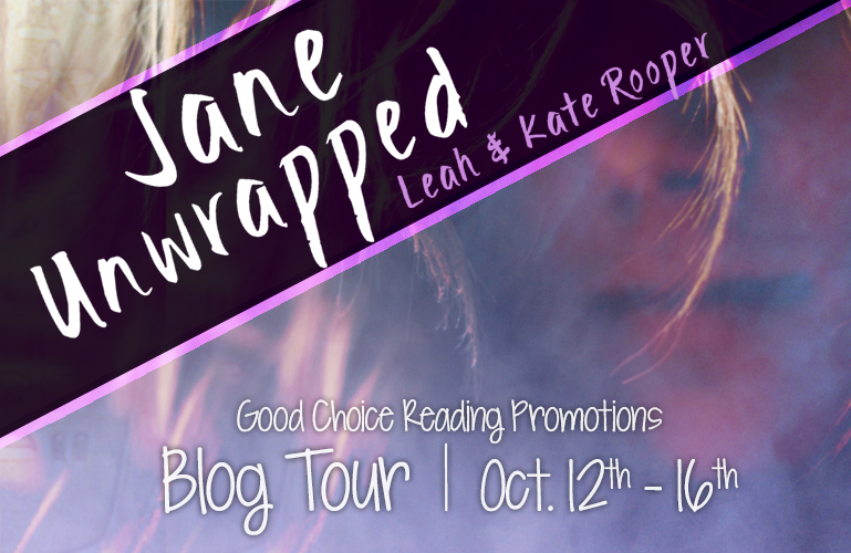 <b>Blog Tour, Review &#038; Giveaway </b> | Jane Unwrapped by Leah &#038; Kate Rooper